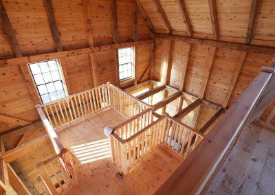 Interior, 2nd floor